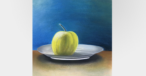 Still Life - Apple