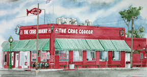 The Crab Cooker, Newport Beach, CA