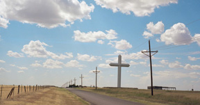 The World's Largest Cross